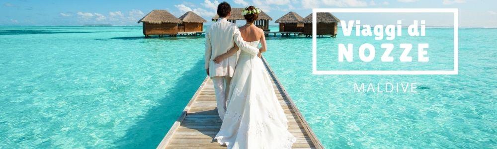 Viaggi di nozze alle Maldive